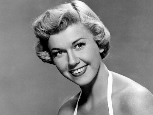 Winter Wonderland by Doris Day #video and a true story.