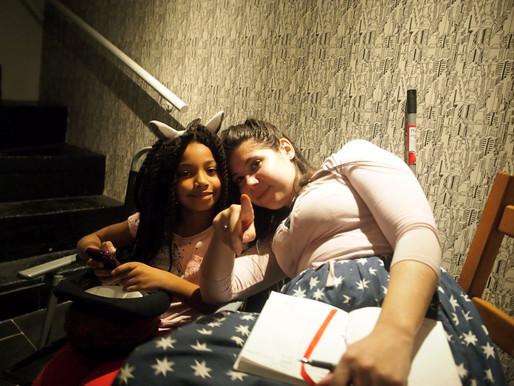 Holly and Suzie #diary