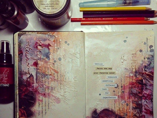 Express your Creative Passion by Tiffany Belle Harper