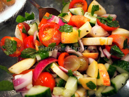 Rainbow Food #photography