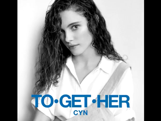 #CYN 'Together' such a lovely song – have a listen! (Cynthia Lovely)