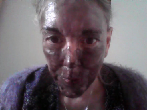 another mud mask #diary