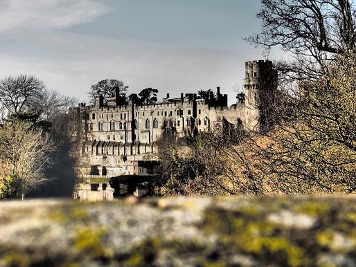 Warwick Castle by Tiffany Belle Harper