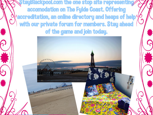 Stay Blackpool Update – Gov UK – Call Out UK Small Business – Market Traders &#821