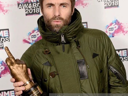 Congratulations to our Liam Gallagher