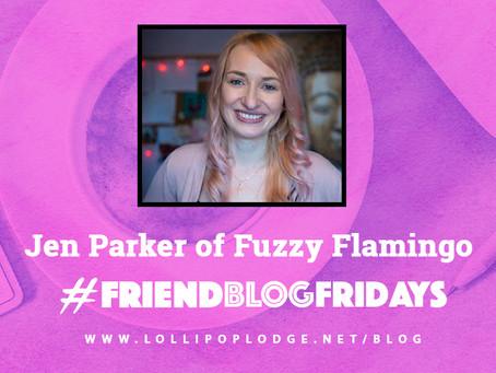 The return of Jen Parker of Fuzzy Flamingo