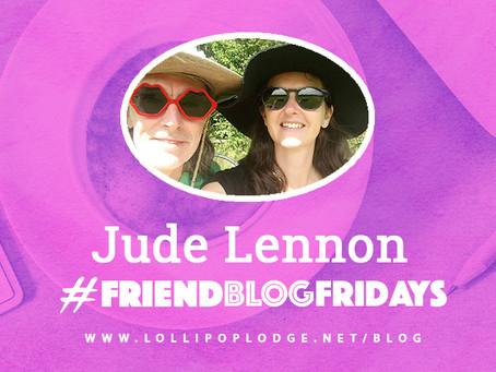 #FriendBlogFriday Jude Lennon