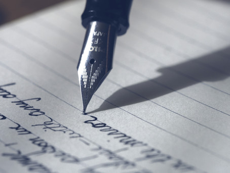Handwriting, and its Role in the Modern World