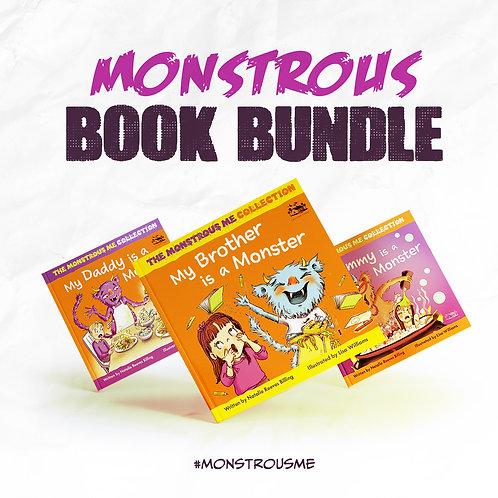 Monster Bundle, Limited edition flip books