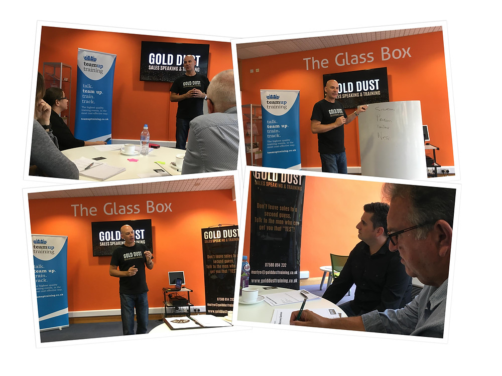 Successful Sales Training Workshop