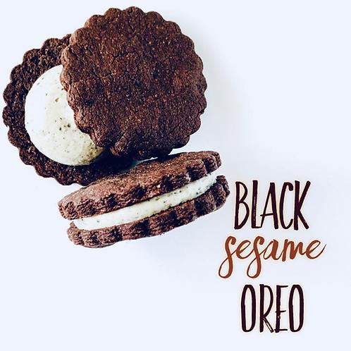 Black Sesame Oreo