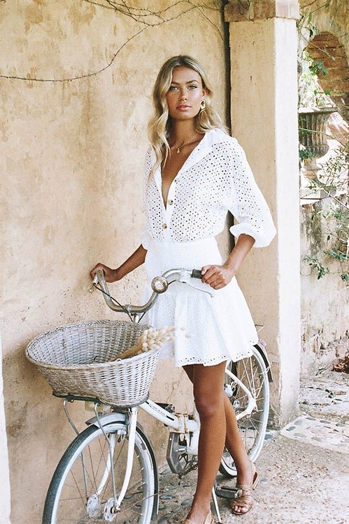 Sabo Skirt  |   FLORENCE DRESS
