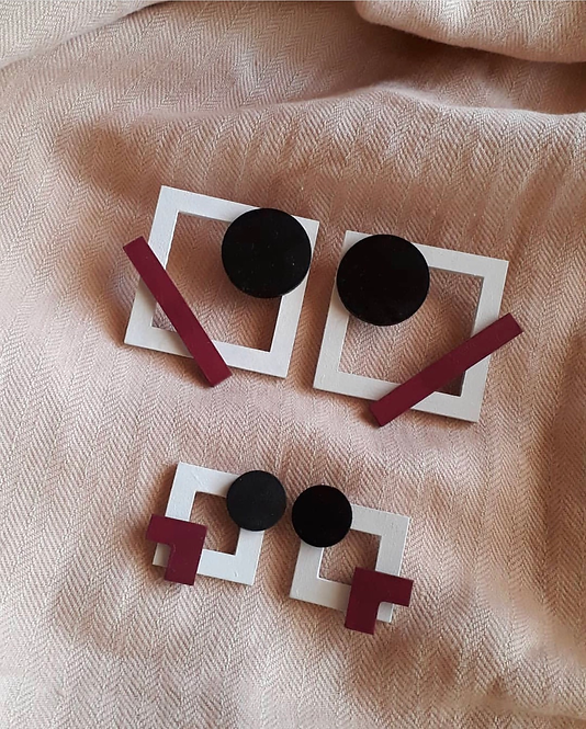 El Quinto  |  PHASE BASIC EARRINGS
