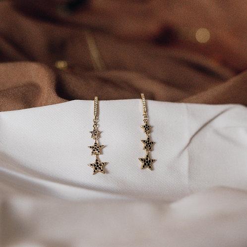 Love By The Moon  |  DANCING UNDER STARS EARRINGS