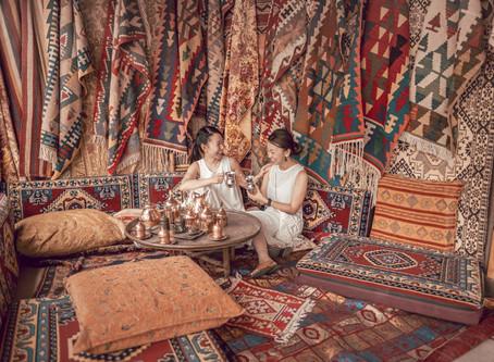 土耳其  ☾  卡帕多奇亞 • 拯救味蕾的餐廳 ❊