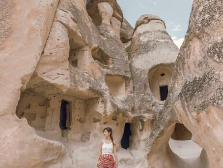 土耳其  ☾  探索一個千萬年的精靈的世界 ❊