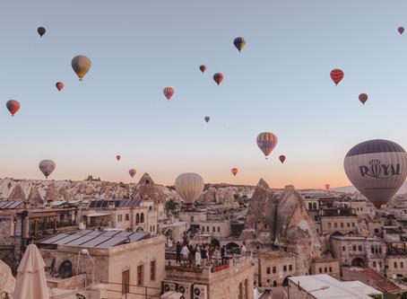 土耳其  ☾  住進精靈洞穴•來一場夢幻之旅 ❊