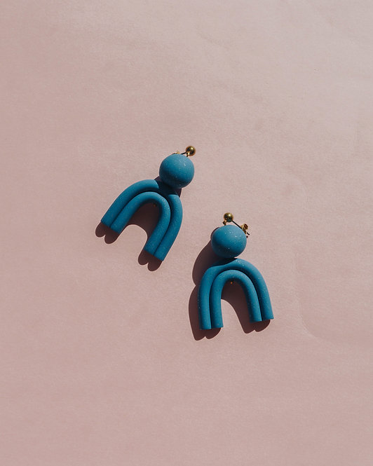 iebis  |  TERRACOTTA EARRINGS