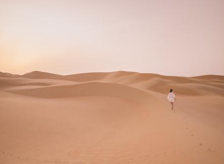 阿布扎比|住進一千零一夜的沙漠城堡