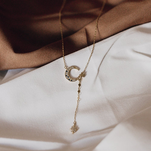 Love By The Moon  |  NEW DAWN NECKLACE