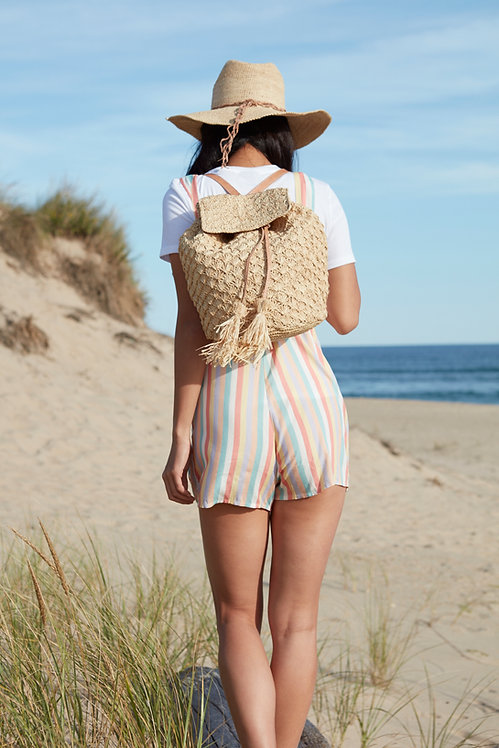 Mar Y Sol  |  ZADIE BACKPACK
