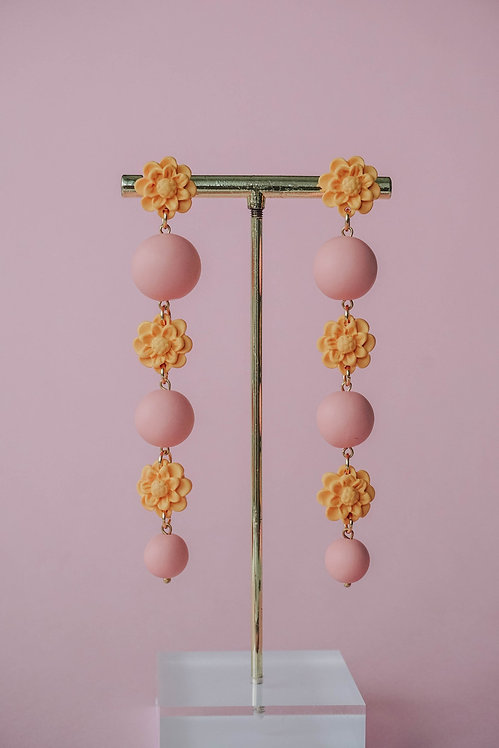 iebis | BLOOMY EARRINGS