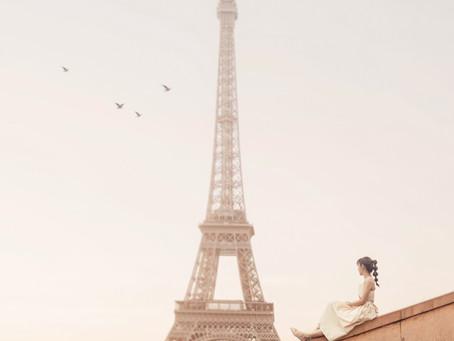 巴黎|鐵塔♡最美的5個拍照路線⋆