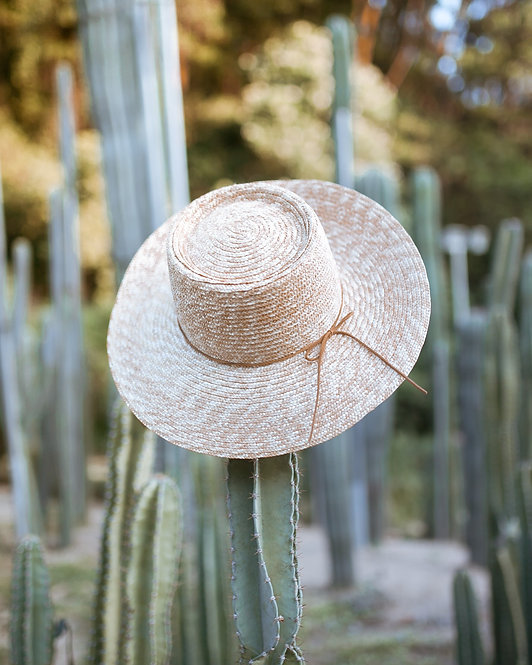 GARDEN GROVE STRAW HAT