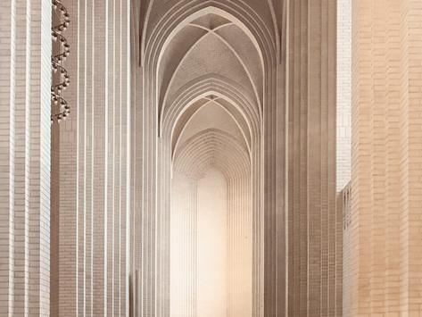 丹麥|令人呼吸凝住的管風琴教堂
