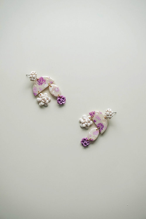 iebis | GARDEN EARRINGS