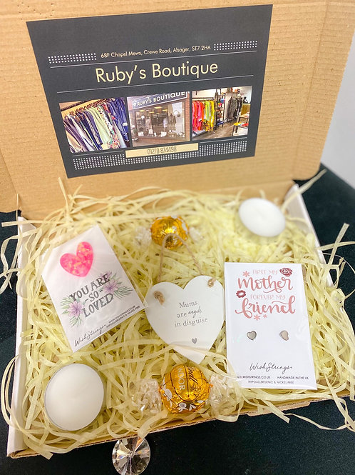 Mother's Day Earrings Gift Box - Small