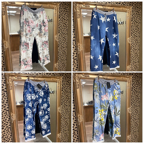 Printed Jogger (Size 2)