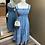 Thumbnail: Shirred Tiered Midi Dress