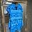 Thumbnail: Tie-Dye Frill Bottom T-Shirt
