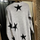 Thumbnail: Star Long Knitted Cardigan