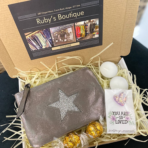 Star Purse 'You Are Loved' Gift Box - Small