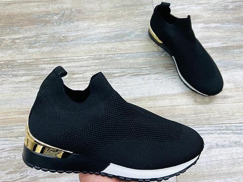 Black Sock Trainer