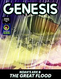 Genesis 6 Noah and the Great Flood Digit