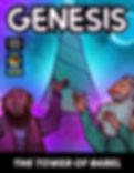 Genesis 11 Tower of Babel Digital Comic_
