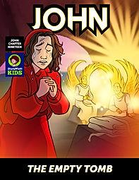 John 19 The Empty Tomb Digital Comic_Pag