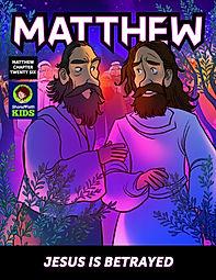 Matthew 26 Jesus Is Betrayed Digital Com
