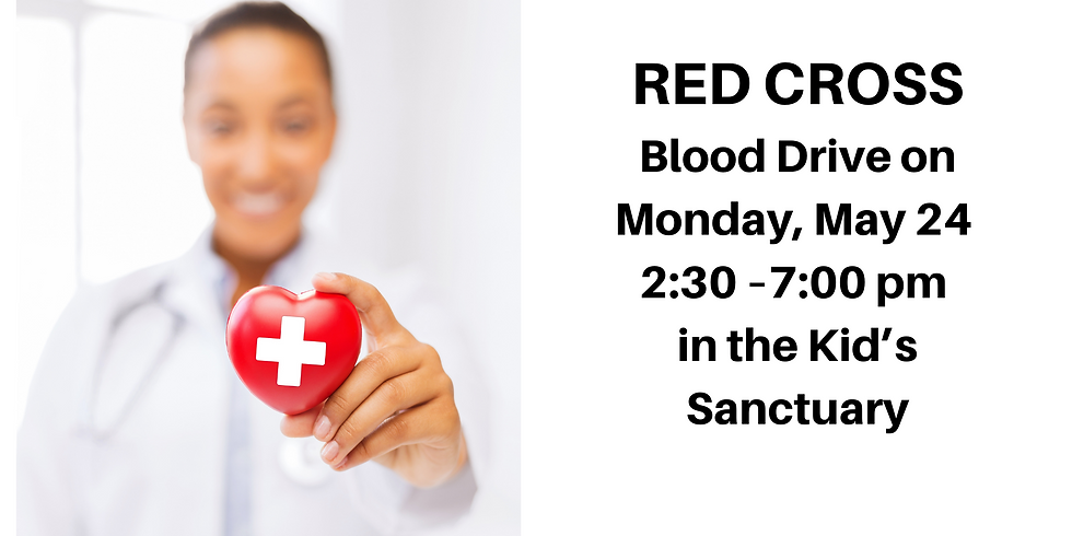 Red Cross - Blood Donations