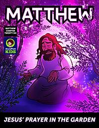 Matthew 26 Prayer in the Garden Digital