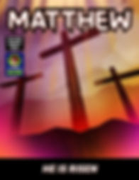 Matthew 28 He Is Risen Digital Comic_Pag