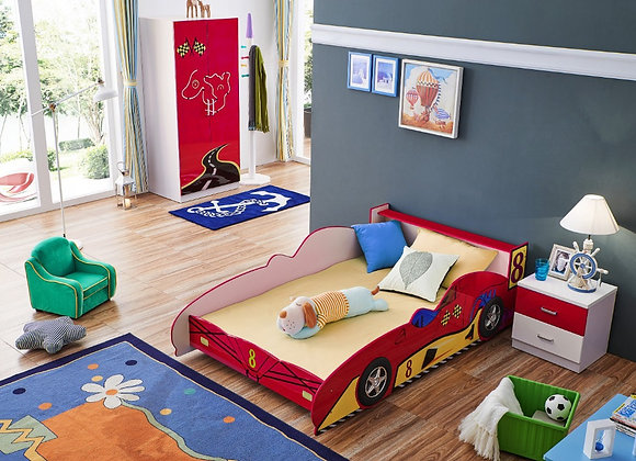 Toddler Motors Bed F8
