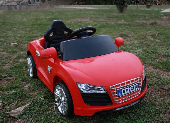 Toddler Motors Audi Non License 6V