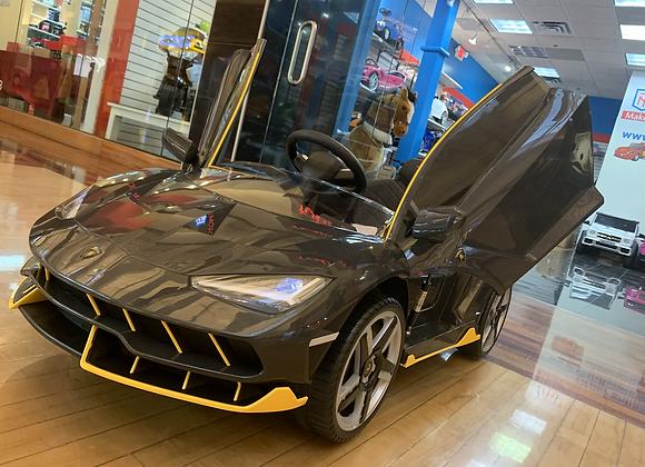 Licensed Toddler Motors Lamborghini Centenario with A/C