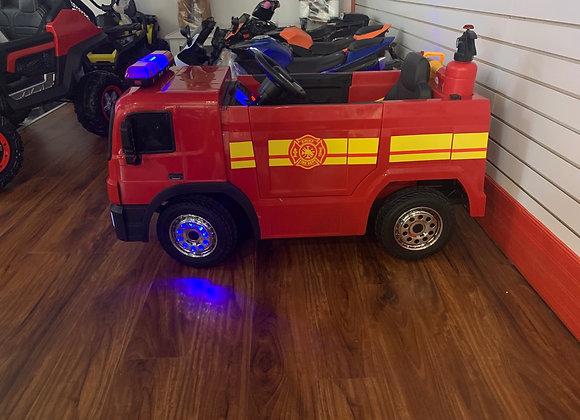 Toddler Motors 12V Fire Truck