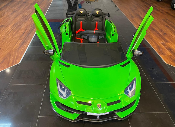 Toddler Motors Ride-On Sport Licensed Lamborghini