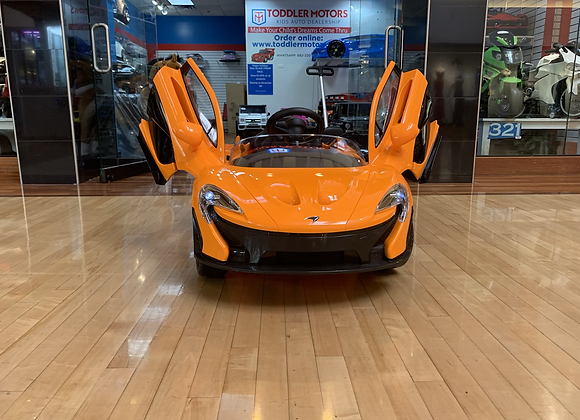 Toddler Motors McLaren PI with A/C